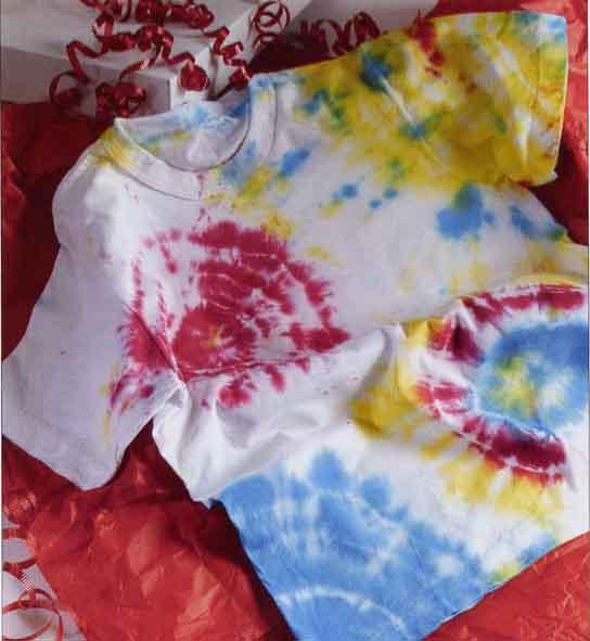 comment faire t shirt psychedelique